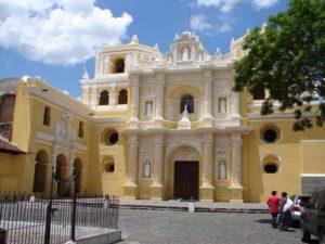 Kirche Antigua