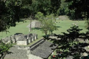 Mayastätte Copan in Honduras