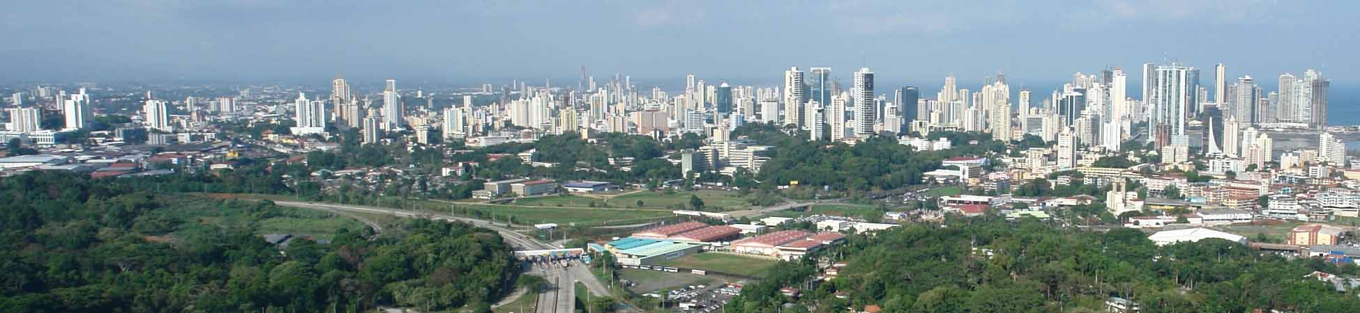 Panama City Reise