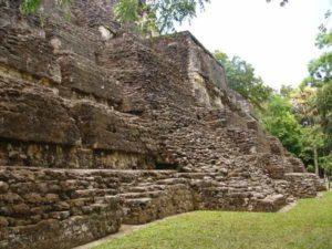 Mayatempel in Tikal