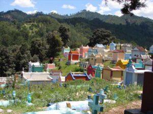 Friedhof in Chichicastenango