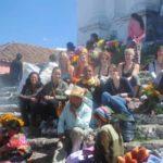 Buntes Treiben in Chicicastenango