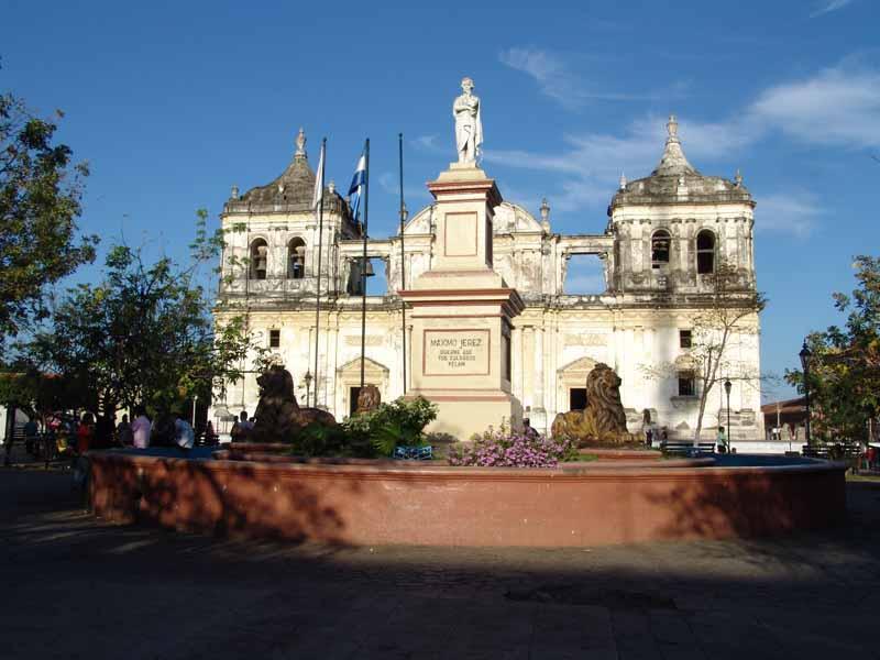 Älteste Kathedrale Leon
