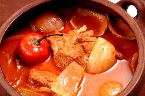 Perunische Küche