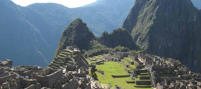 Sanctuary Lodge bei Machu Picchu