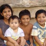 Kinder in Nicaragua