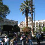 Arequipa mit Plaza de Armas
