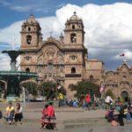 Cusco mit Plaza de Armas
