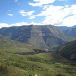 Fahrt nach Chachapoyas