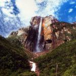Angel Wasserfall in Venezuela