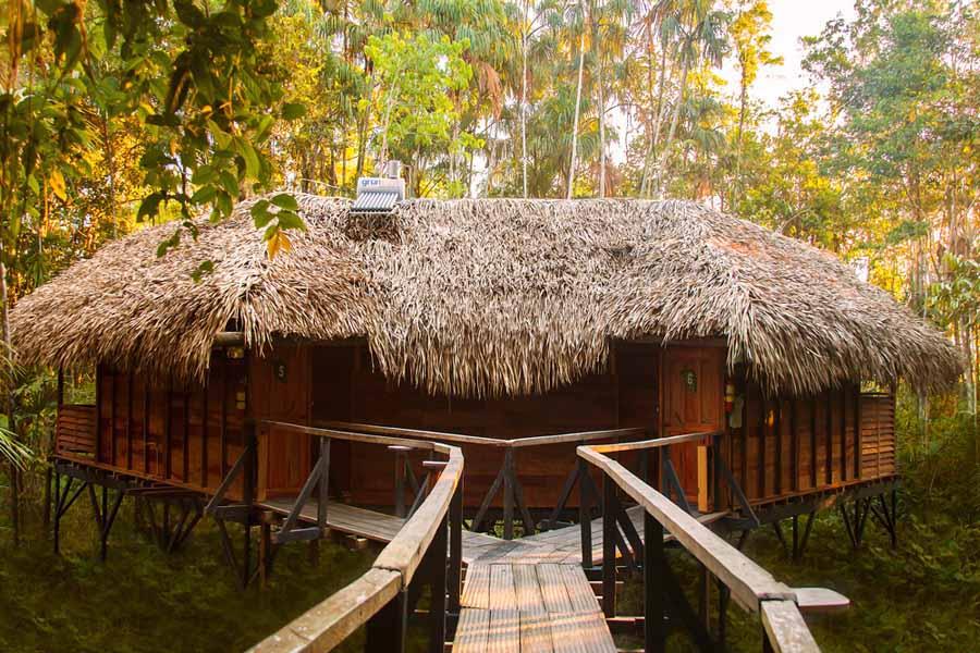 Sacha Lodge Amazonas