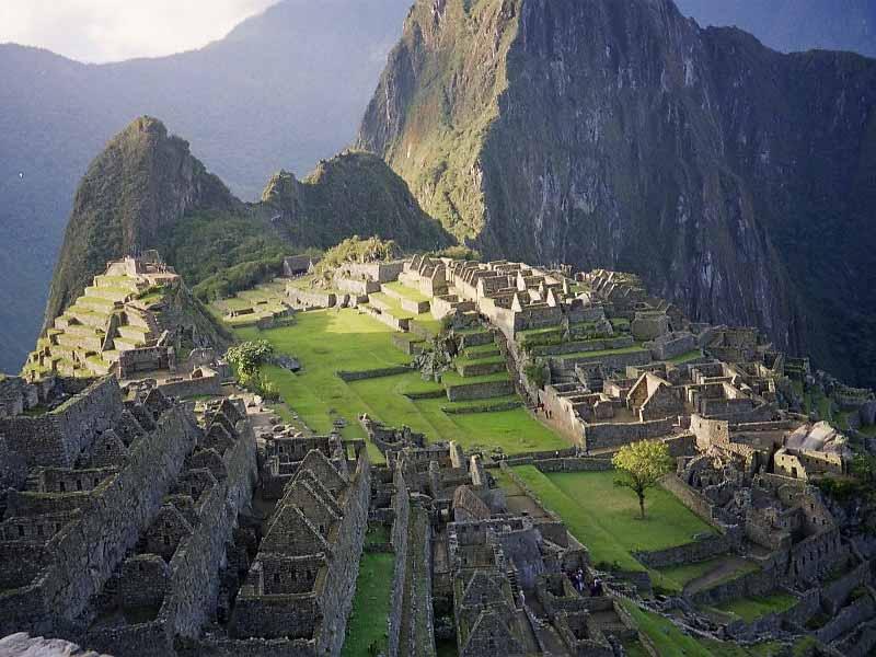 Inka Trail nach Machu Picchu