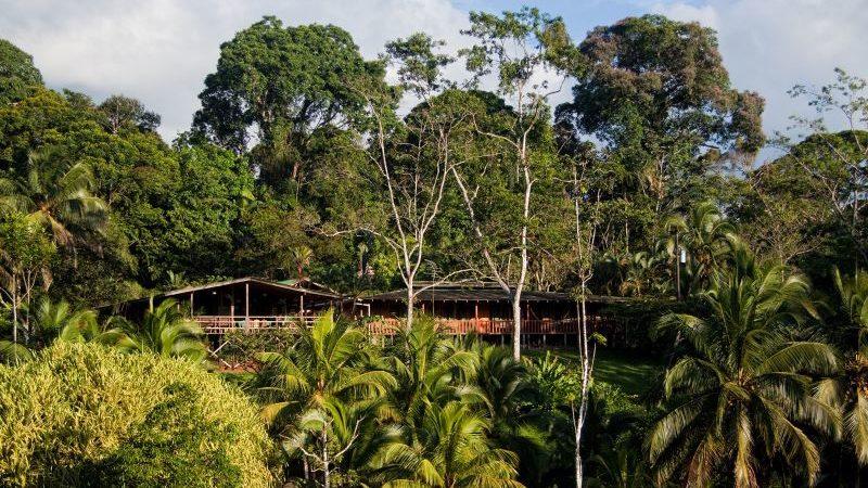 Laguna del Lagarto Lodge in Boca Tapada