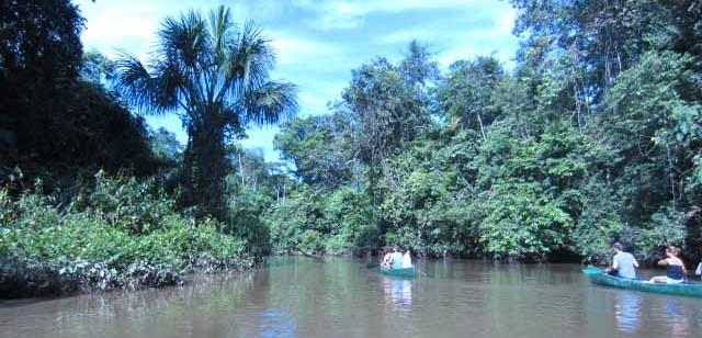 Cuyabeno Reservat