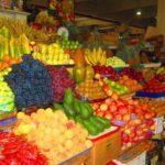 Markt in Eucador
