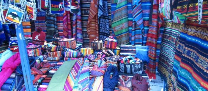 Markt von Otavalo