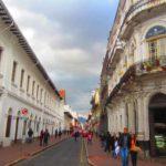 Kolonialbauten in Cuenca