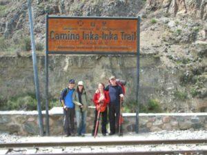 Camino Inka - Inka Trail