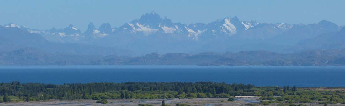 Seenregion bei San Carlos de Bariloche