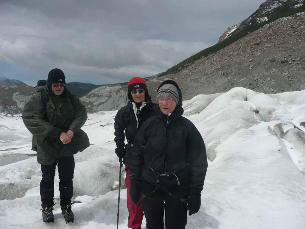 IceTrekking Viedma Gletscher