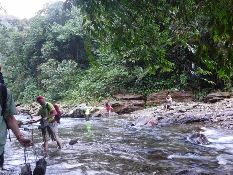 Unvergessliche Trekking Tour in Kolumbien