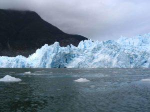 In der Aysen Region kann man Gletscher sehen