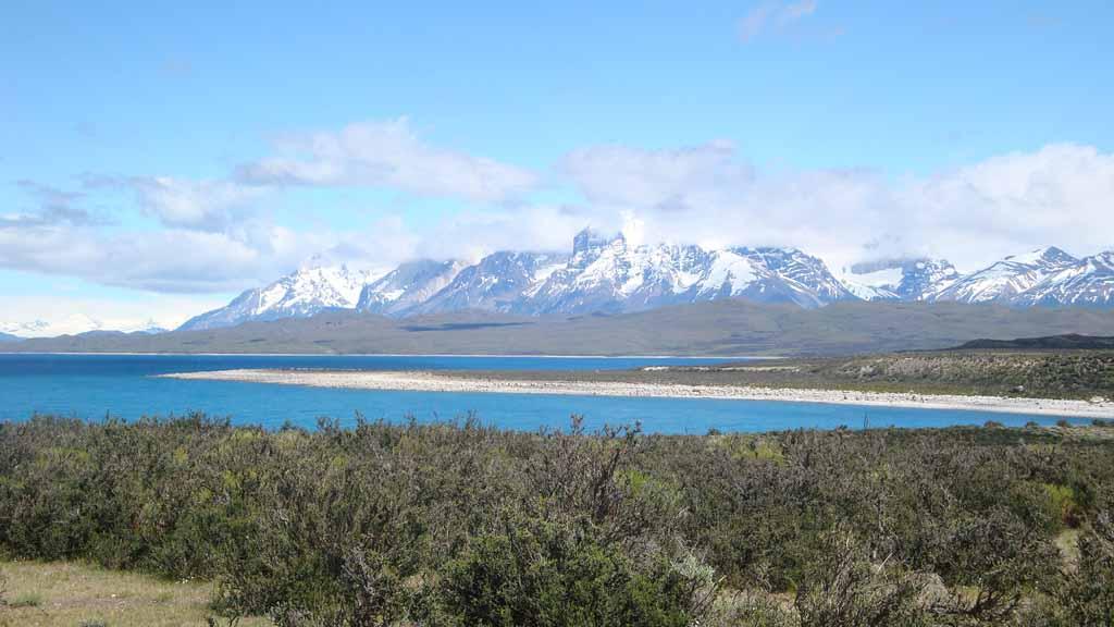 Naturwunder Torres del Paine