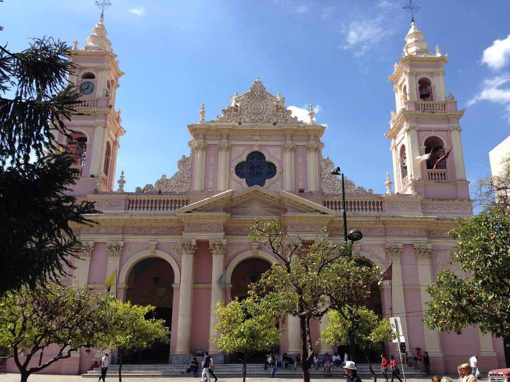 Koloniale Kirche Salta