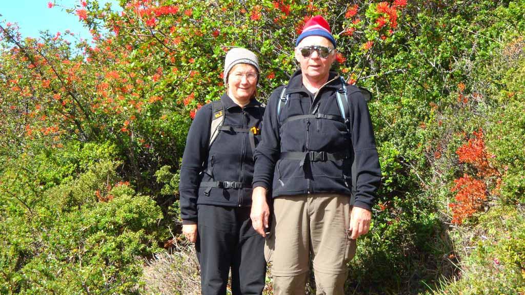 Trekking Tour im Torres del Paine NP