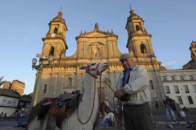 Erkunden Sie Bogota während Ihrer Kolumbien Reise