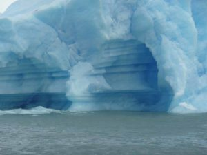 Gletscherwelt bei El Calafate