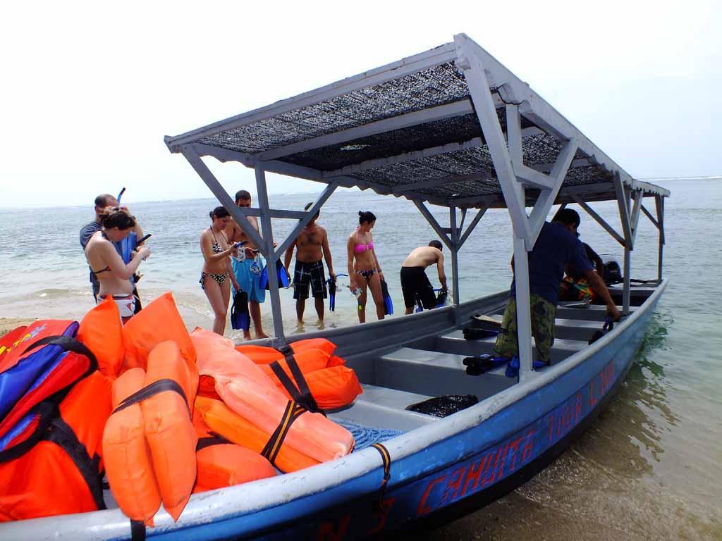 Schnorcheln in Costa Rica an der Karibik