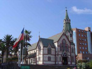 Arica ist der Ausgangsort für Ausflüge zum Lauca Nationalpark