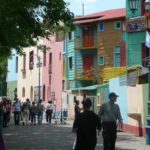 Stadtteil La Boca in Buenos Aires