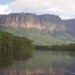 Berge der Gran Sabana in Venezuela