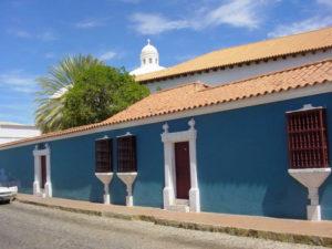 Koloniales Haus in Coro
