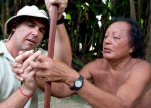 Ausflug zu den Amerindianern in Palumeu
