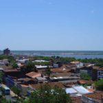 Paraguay ist geographisch ein flaches Land.