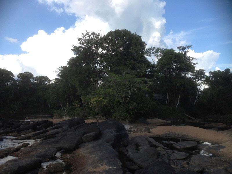 Abenteuer in der Awarradam Jungle Lodge