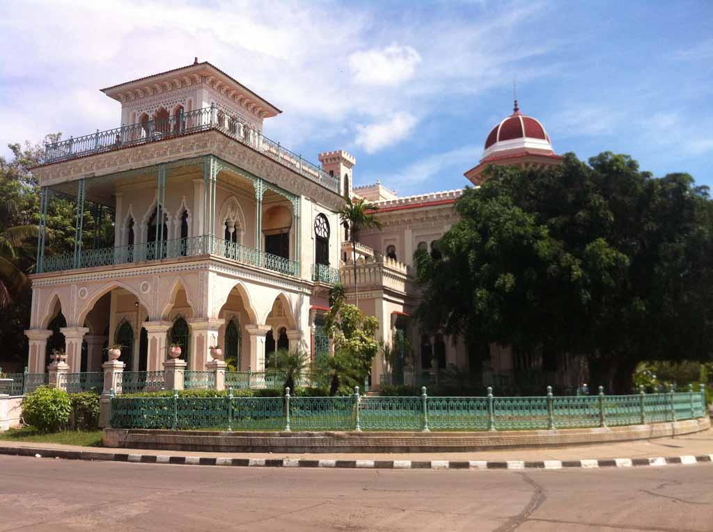 Herrlicher Palacio de Valle in Cienfuegos