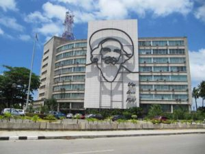 Besuch der Plaza de la Revolucion