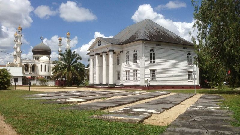 Kulturstadt Paramaribo