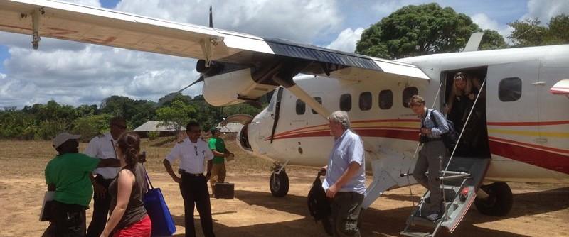 Suriname Reisen per Buschflieger