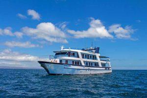 Galapagos Kreuzfahrt mit der Motoryacht San Jose