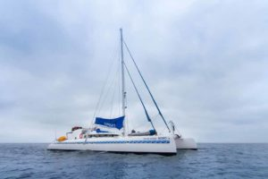 Galapagos Kreuzfahrt mit dem Segelkatamaran Nemo I