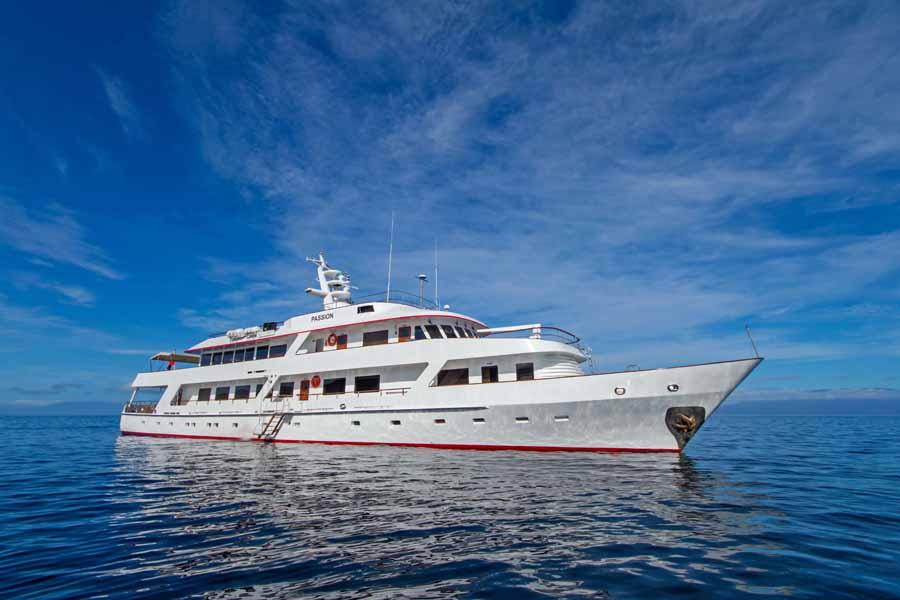 Motoryacht Passion Galapagos