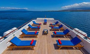 Galapagos Kreuzfahrt mit der Motoryacht Passion