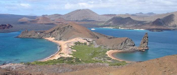 Galapagos Insel Bartolome