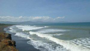 Costa Rica Pazifikküste bei Orotina