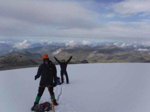 Abenteuerreise in Kolmbien mit Bergsteigen